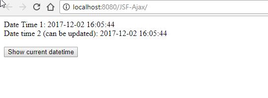 Series JSF – Phần 10 Xử lý Ajax trong JSF Framework