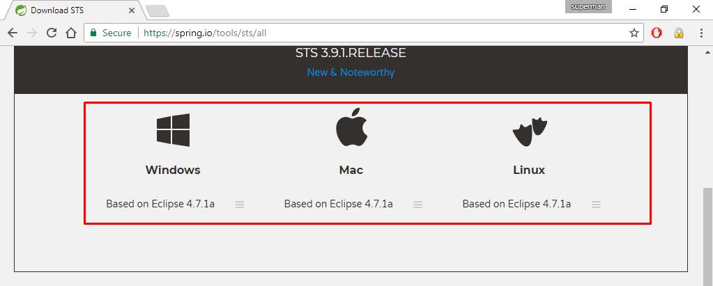 Cài đặt Spring Tool Suite Cho Eclipse.
