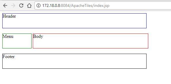 Apache Tiles là gì? Code ví dụ với JSP Servlet
