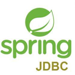 spring jdbc logo