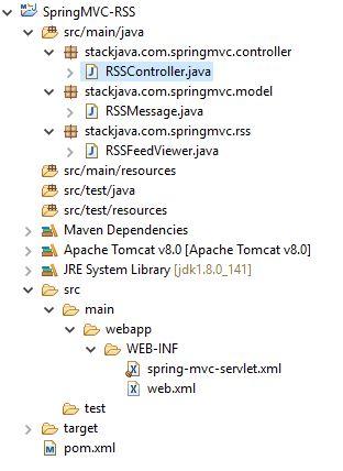 Spring MVC – Phần 15: RSS là gì? Tạo RSS Feed với Spring MVC
