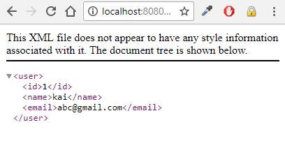 Spring MVC - Phần 13: Trả về dữ liệu định dạng XML trong Spring MVC