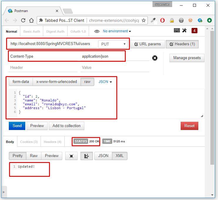 Spring MVC - Phần 16 - Code ví dụ, tạo Spring MVC RESTful Web Service