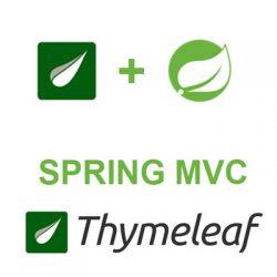 spring thymeleaf logo
