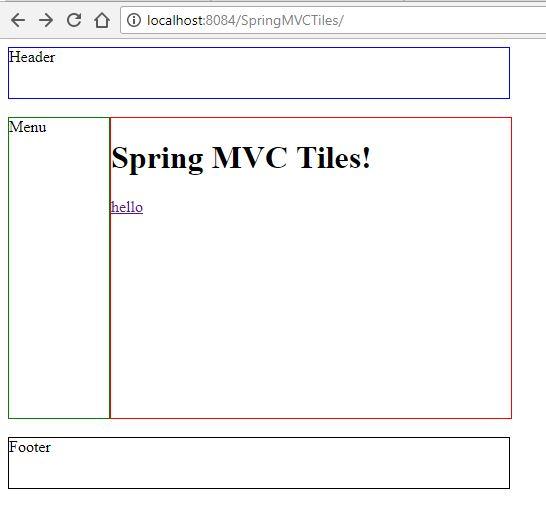 Spring MVC - Phần 12: Apache Tiles là gì? Ví dụ Spring MVC Tiles