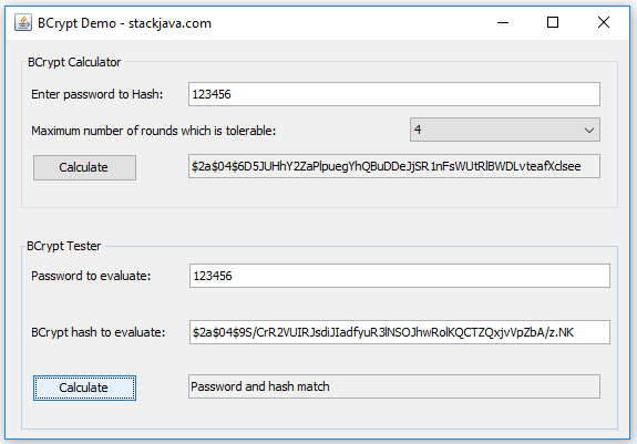 BCrypt là gì? Code ví dụ BCrypt bằng Java - JBCrypt