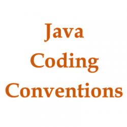 Quy ước, chuẩn đặt tên định danh trong Java