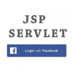 Code ví dụ jsp servlet login facebook