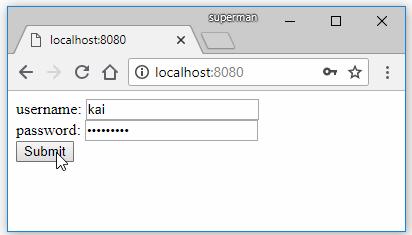 Code ví dụ Node.js submit form với module Formidable