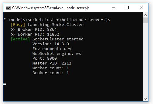 Hướng dẫn worker.js và server.js trong ứng dụng SocketCluster