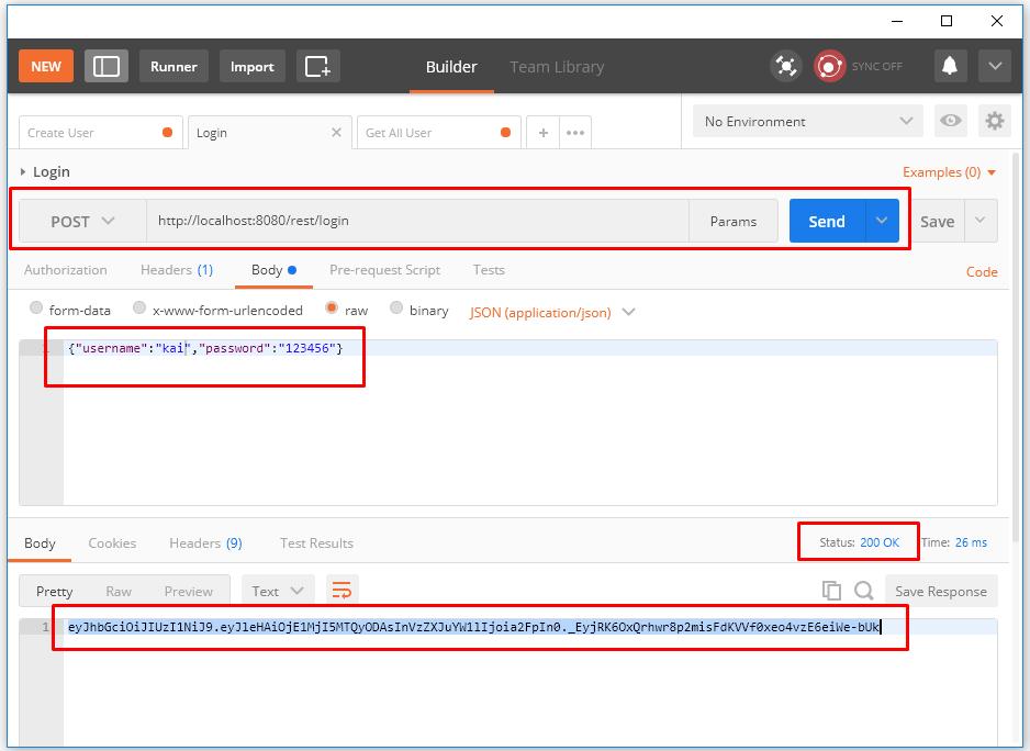 Code ví dụ Spring Boot JSON Web Token (JWT) - STACKJAVA