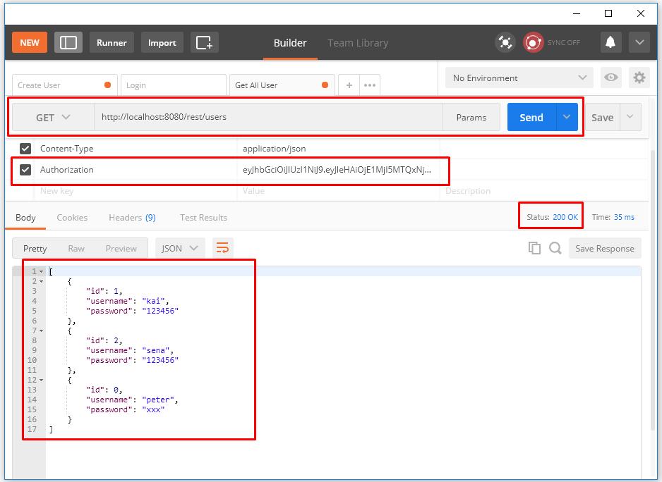 Spring Boot Security với JSON Web Token (JWT)