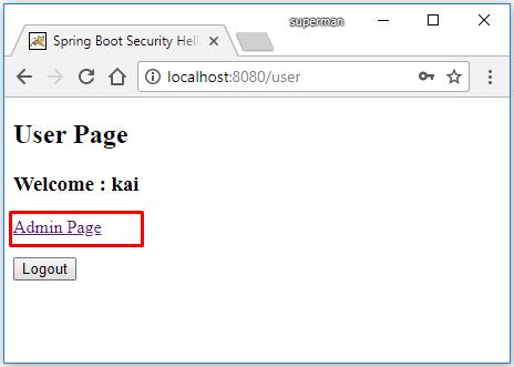 Code ví dụ Spring Boot Security đăng nhập bằng Linkedin