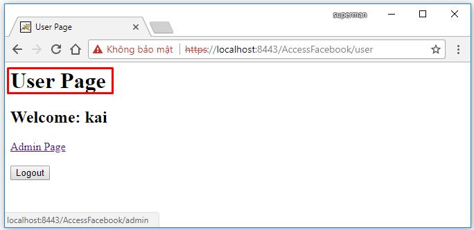 Code ví dụ spring mvc sercurity đăng nhập bằng facebook