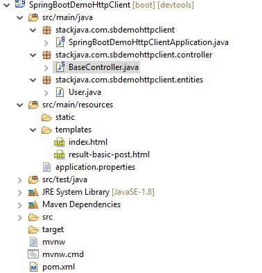 Code ví dụ gửi http post request bằng Java (HttpClient)