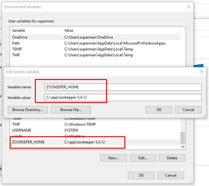 Cài đặt, chạy Apache Kafka, Apache Zookeeper trên windows stackjava.com