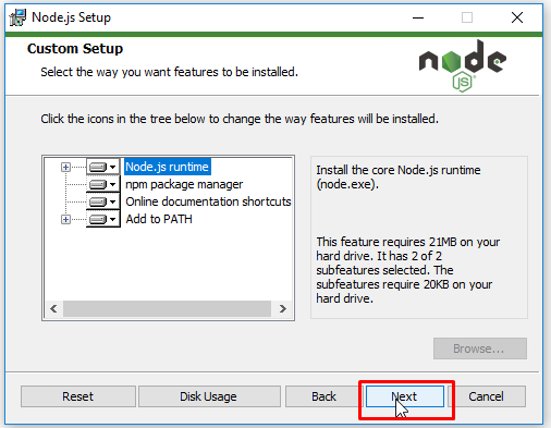 Hướng dẫn cài đặt, cấu hình nodejs, npm trên windows stackjava.com