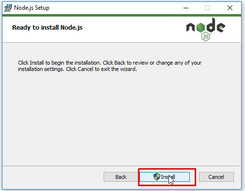 Hướng dẫn cài đặt, cấu hình nodejs, npm trên windows