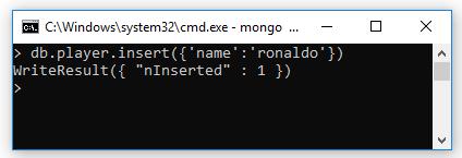 Ví dụ mình tạo user sena/123456 với quyền read trên database demo: