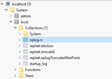 Tạo Replica Set trong MongoDB, Ví dụ Replica Set MongoDB