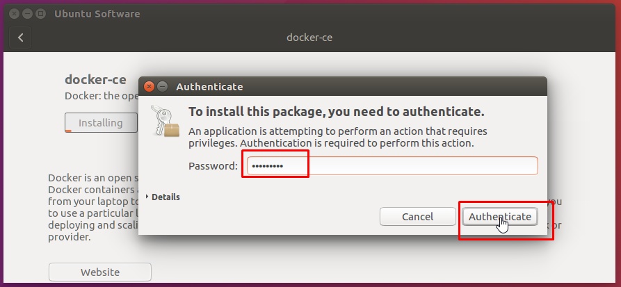 Hướng dẫn tải, cài đặt docker linux từ package deb