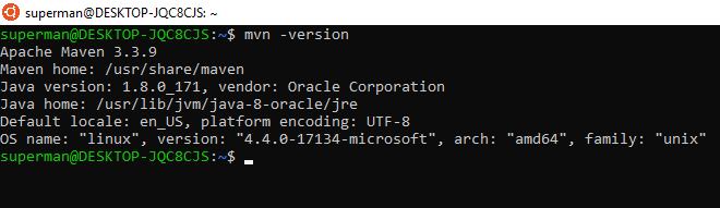 Hướng dẫn cài đặt Maven trên Linux/Ubuntu