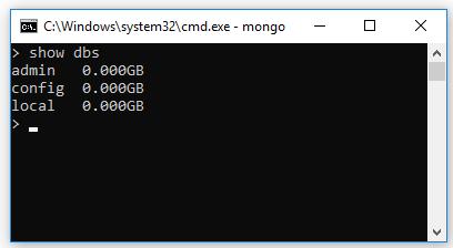ví dụ java mongodb, xóa database