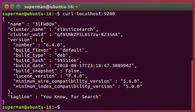 xem thông tin elasticsearch trên ubuntu