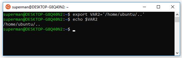 Tạo biến môi trường cho tất cả các process bắt đầu từ shell hiện tại trên ubuntu