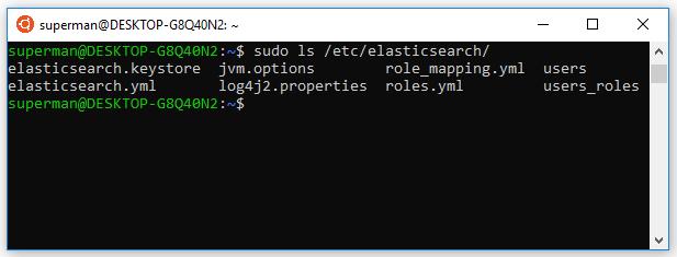 Hướng dẫn cấu hình Elasticsearch, Truy cập từ xa Elasticsearch