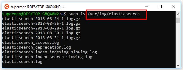 Cấu hình Elasticsearch trên Ubuntu / Linux