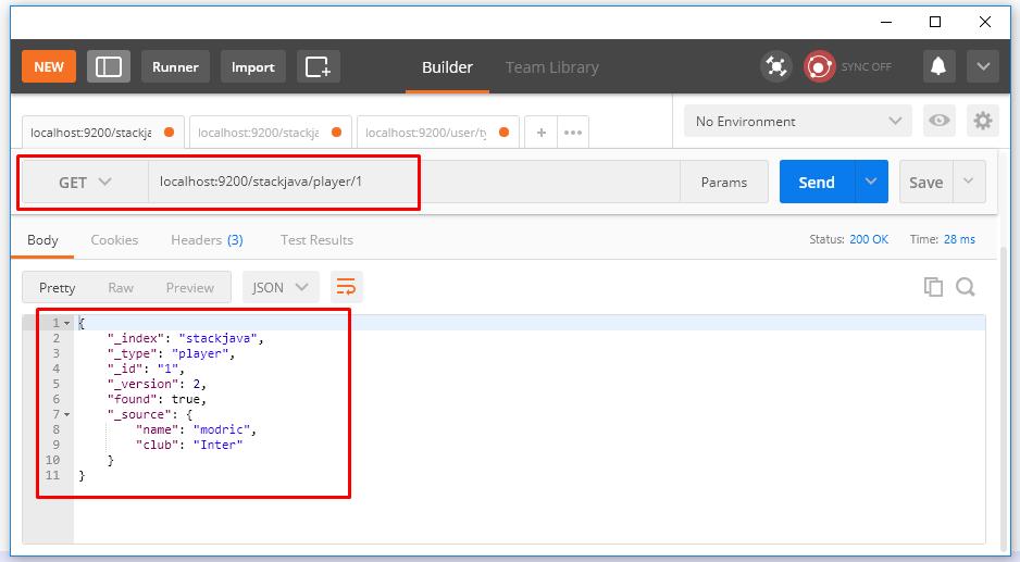 API Lấy document theo Id, Select document Elasticsearch