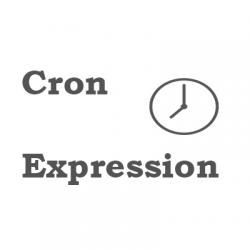 cron expression logo