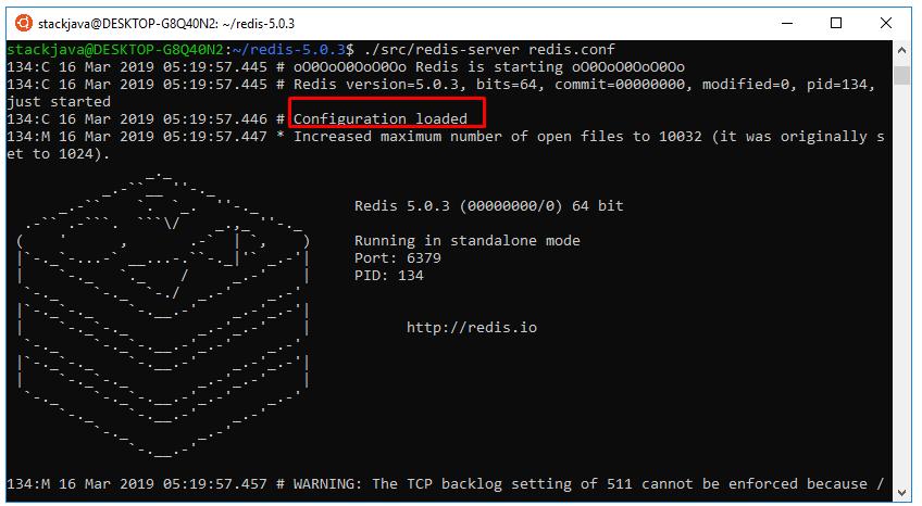 Tải và cài đặt Redis server trên trang chủ của redis
