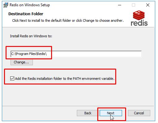 Hướng dẫn cài đặt Redis-server trên Windows - STACKJAVA