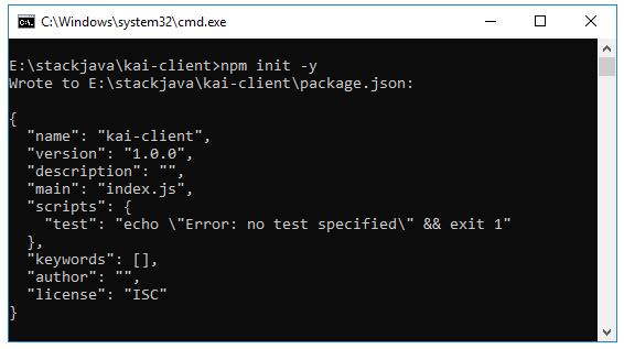 Code ví dụ SocketCluster với client là Node.js