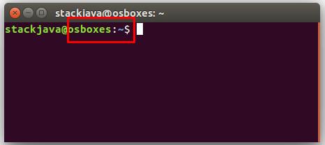 Hướng dẫn đổi domain, hostname ubuntu (tên miền, tên host)
