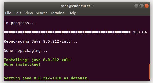 Hướng dẫn cài đặt Java bằng SDKMAN