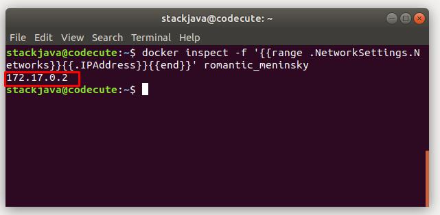 Hướng dẫn cài Apache Tomcat bằng docker, sửa port, username/password