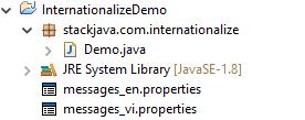 Code ví dụ đa ngôn ngữ với Java (ResourceBundle, Internationalization)