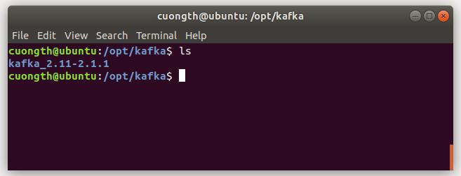Cài đặt, cấu hình Apache Kafka, Apache Zookeeper trên Ubuntu