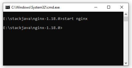 Hướng dẫn cài đặt và cấu hình NGINX trên Windows