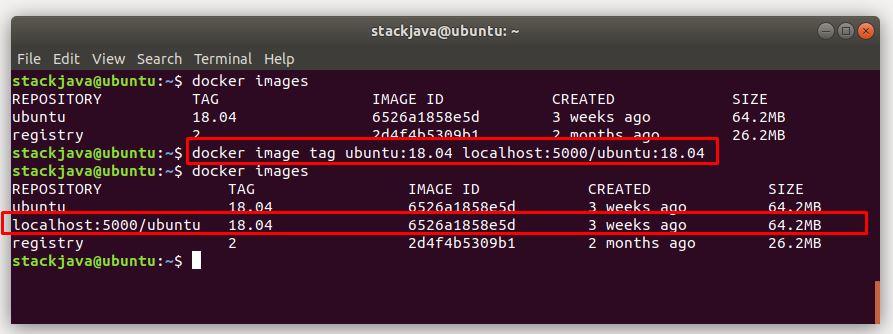 Hướng dẫn cài đặt docker registry server (private registry server)