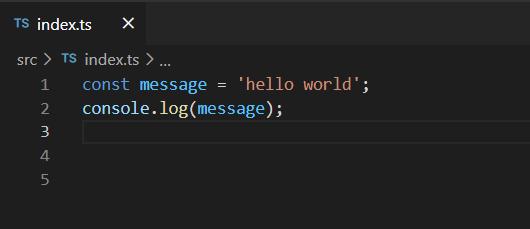 Code ví dụ TypeScript Eslint (áp dụng eslint cho TypeScript)